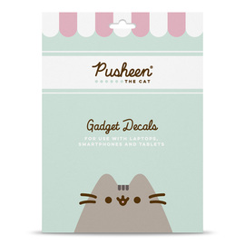 GADGET DECALS PUSHEEN FOODIE