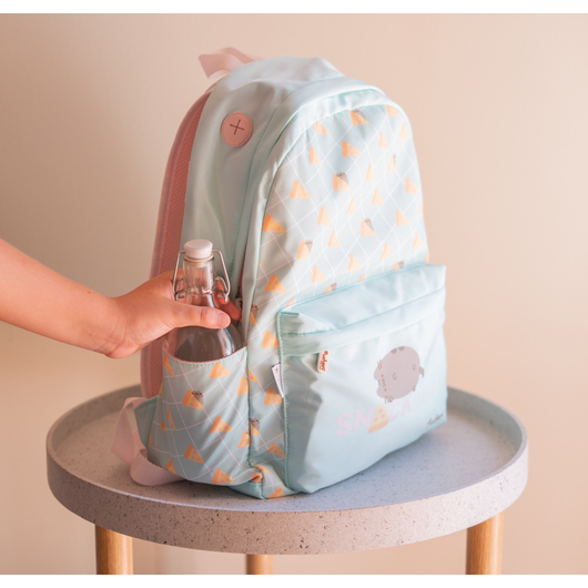 MOCHILA ESCOLAR PUSHEEN FOODIE COLLECTION