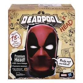 REPLICA MARVEL LEGENDS CABEZA DEADPOOL