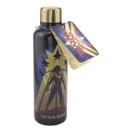 BOTELLA METALICA MARVEL CAPTAIN MARVEL