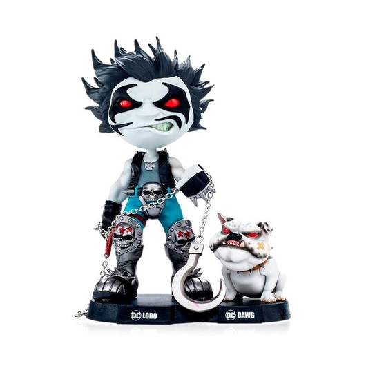 FIGURA MINI CO LOBO AND DAWG