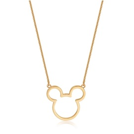 COLGANTE DISNEY MICKEY MOUSE BORDE EN ORO 9K