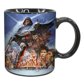 TAZA STAR WARS THE EMPIRE STRIKES BACK