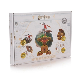 KIT CONSTRUCCION DIORAMA HARRY POTTER QUIDDITCH