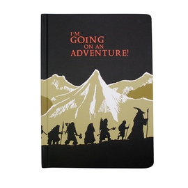 CUADERNO A5 THE LORD OF THE RINGS