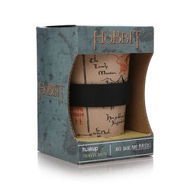 TAZA DE VIAJE THE LORD OF THE RINGS