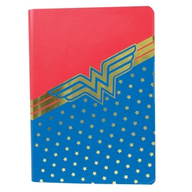 CUADERNO A5 DC COMICS WONDER WOMAN