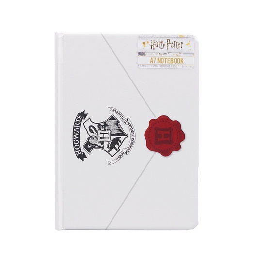 CUADERNO A7 HARRY POTTER LETTERS