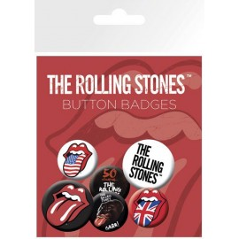 Feuille paquet The Rolling Stones