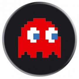 Chapa Individual Retro Games - Red Ghost