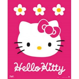 Mini Poster Hello Kitty