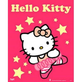 Mini Poster Hello Kitty Estrellas