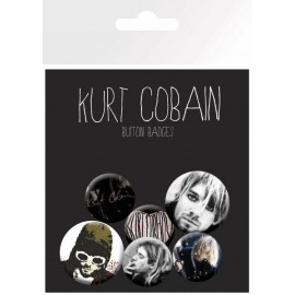 Sheet pack Kurt Cobain