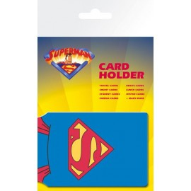 Card holder Superman Cape