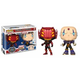 POP VINYL 2 PACK CAPCOM VS MARVEL ULTRON VS SIGMA