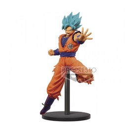 FIGURA DRAGON BALL SUPER SAIYAN GOD SUPER SAIYAN SON GOKU