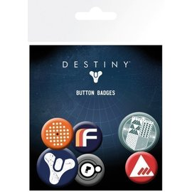 PACK CHAPAS DESTINY MIX