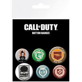 PACK CHAPAS CALL OF DUTY MIX