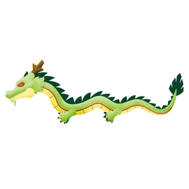 PELUCHE DRAGON BALL LONG PLUSH SHENRON