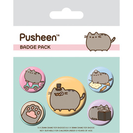 SET CHAPAS PUSHEEN FANCY
