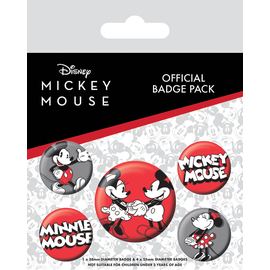 PACK CHAPAS DISNEY MICKEY MOUSE
