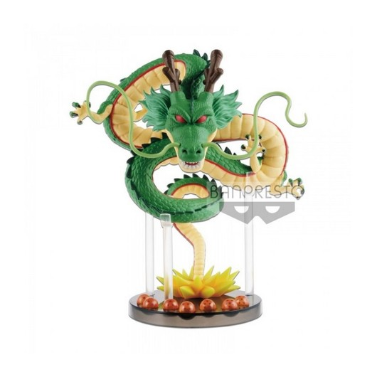 FIGURA DRAGON BALL SUPER MEGA WORLD SHENRON