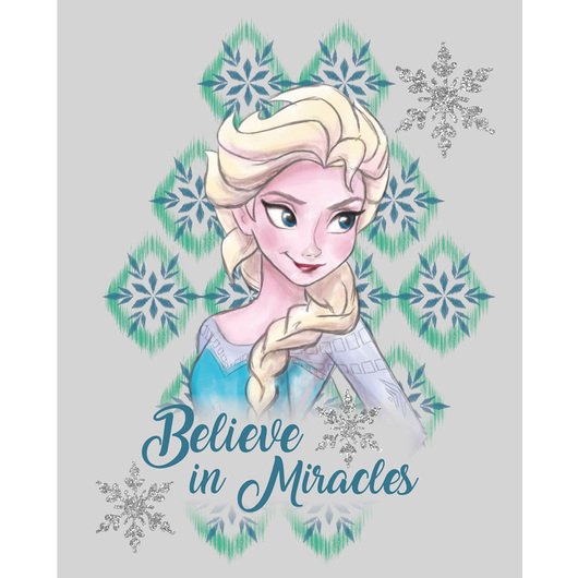 CANVAS 20X25 CM DISNEY FROZEN ELSA