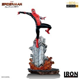 FIGURA BDS ART SCALE 1/10 SPIDERMAN FAR FROM HOME SPIDER MAN