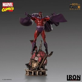 FIGURA BDS ART SCALE 1/10 MARVEL MAGNETO