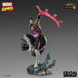 FIGURA BDS ART SCALE 1/10 MARVEL GAMBIT