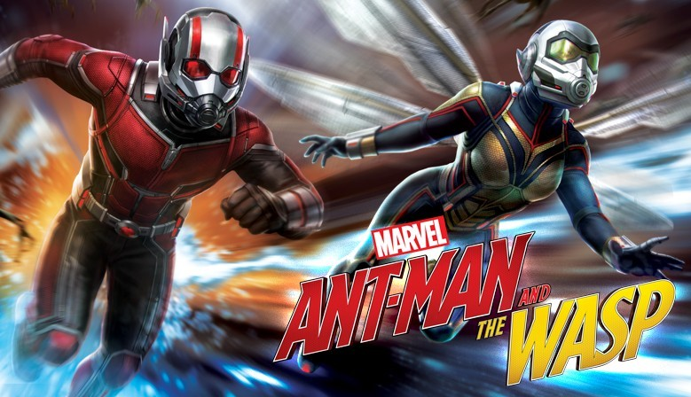 Colección Ant-Man and The Wasp
